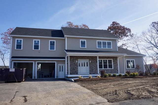 8 Ellingwood Circle Lot 7, Framingham, MA 01701 (MLS #72590828) :: Exit Realty