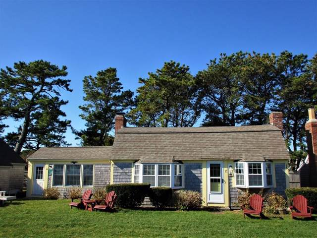 135 S Shore Drive #34, Yarmouth, MA 02664 (MLS #72590959) :: Charlesgate Realty Group