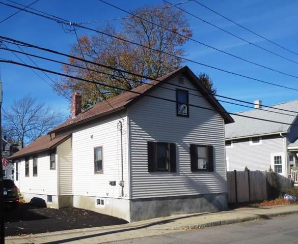 16 Brook St, Attleboro, MA 02703 (MLS #72590967) :: Westcott Properties