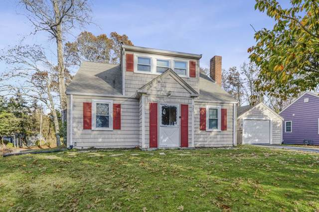 321 Shore Rd, Bourne, MA 02532 (MLS #72590974) :: Kinlin Grover Real Estate