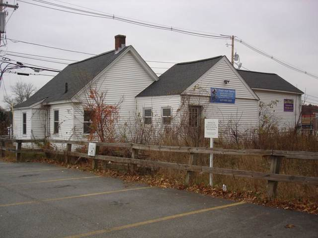 3-5 Park St, Ayer, MA 01432 (MLS #72591024) :: Kinlin Grover Real Estate