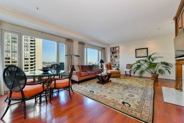 20 Rowes Wharf #707, Boston, MA 02110 (MLS #72591091) :: Trust Realty One