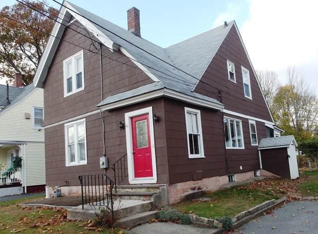 12 Lindsay Street, Framingham, MA 01702 (MLS #72591140) :: Spectrum Real Estate Consultants