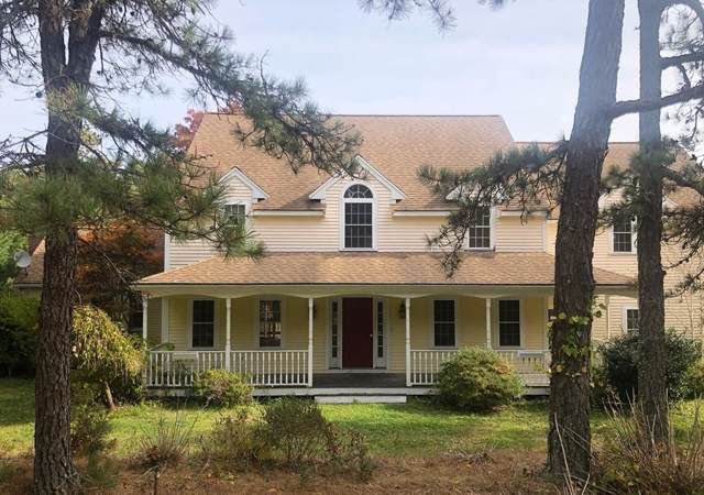 208-R Bourne Rd, Plymouth, MA 02360 (MLS #72591226) :: Anytime Realty