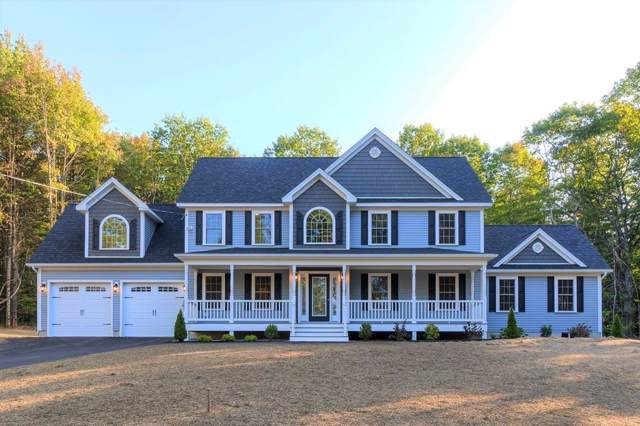 Lot 4A Pleasant St, Leominster, MA 01453 (MLS #72591296) :: The Duffy Home Selling Team