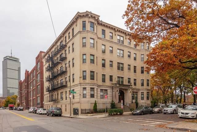 50 Charlesgate E #195, Boston, MA 02215 (MLS #72591391) :: The Muncey Group
