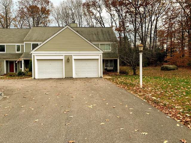 151 Stone Ridge Rd #151, Franklin, MA 02038 (MLS #72591424) :: Primary National Residential Brokerage