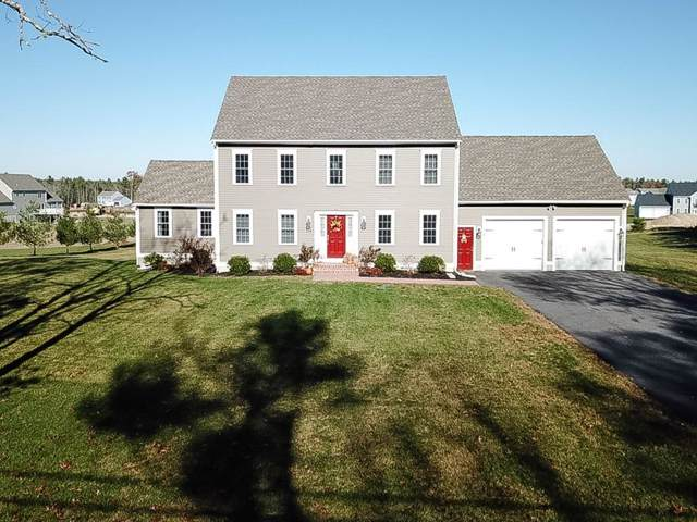 240 Cherry St, Bridgewater, MA 02324 (MLS #72591443) :: Welchman Real Estate Group