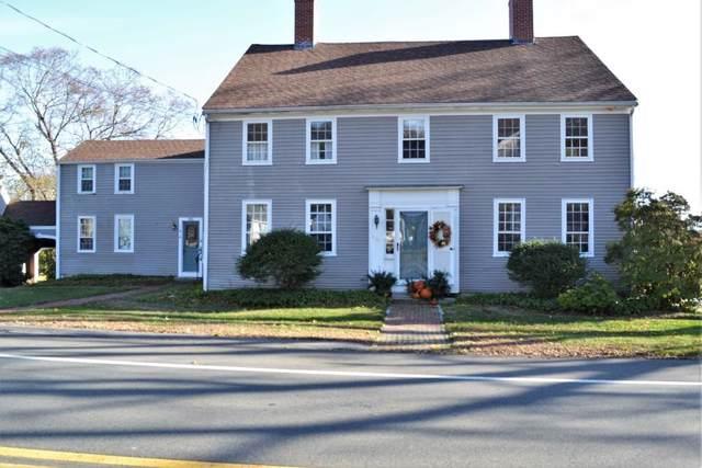 465 Main Street, West Newbury, MA 01985 (MLS #72591507) :: The Muncey Group