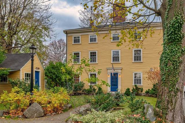 7 Middle St, Marblehead, MA 01945 (MLS #72591537) :: The Muncey Group