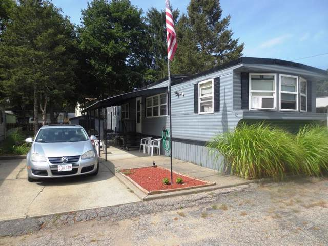 1346 Newport Ave F2, Attleboro, MA 02703 (MLS #72591557) :: DNA Realty Group