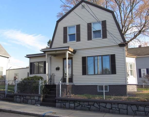 25 Boisvert St, Lowell, MA 01850 (MLS #72591560) :: Berkshire Hathaway HomeServices Warren Residential