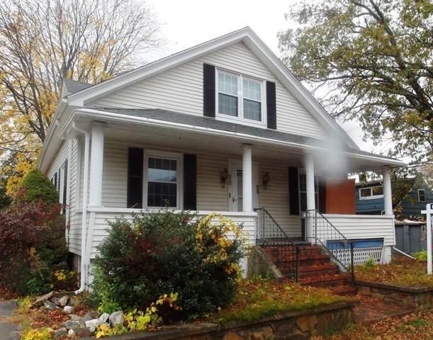 19 Tache Street, Woonsocket, RI 02895 (MLS #72591572) :: Spectrum Real Estate Consultants