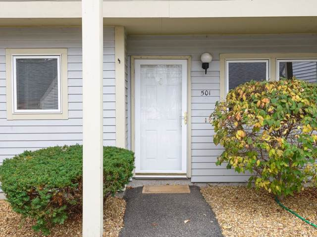 501 Beacon Park #501, Webster, MA 01570 (MLS #72591573) :: The Muncey Group