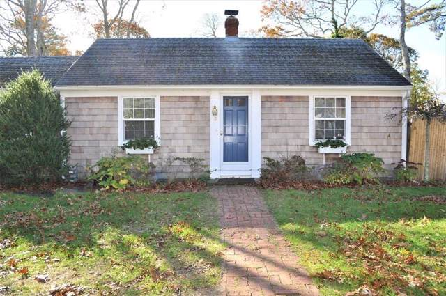 3 Charles St, Yarmouth, MA 02664 (MLS #72591577) :: The Muncey Group