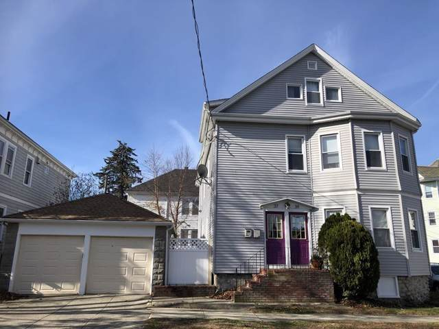 37 - 39 Concord Street, New Bedford, MA 02745 (MLS #72591583) :: Anytime Realty