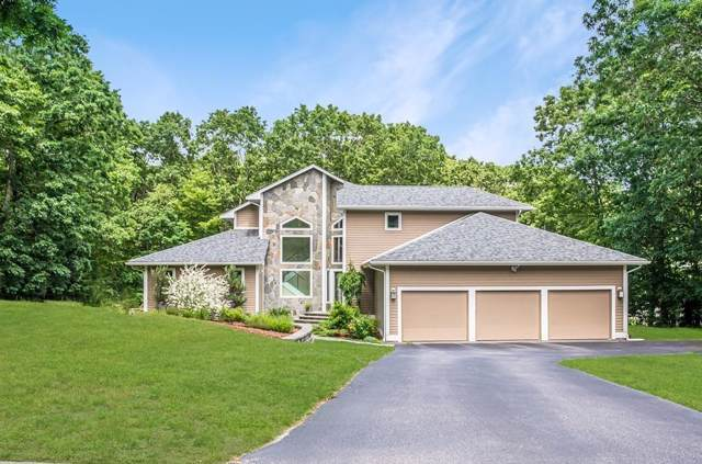 31 Sentry Hill Rd, Sharon, MA 02067 (MLS #72591587) :: Trust Realty One