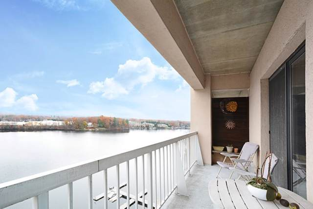 65 Lake Ave #519, Worcester, MA 01604 (MLS #72591600) :: The Muncey Group