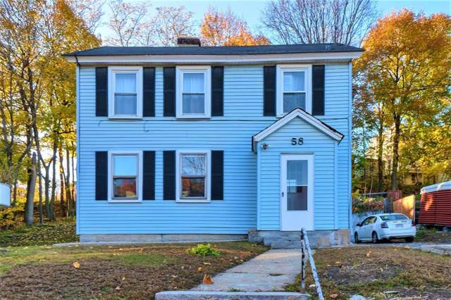 58 Blossom St, Fitchburg, MA 01420 (MLS #72591613) :: The Muncey Group