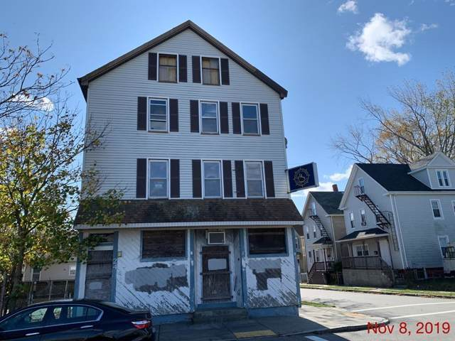 24-26 Wing Street, New Bedford, MA 02740 (MLS #72591632) :: Anytime Realty