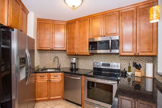 100 Marina Dr #505, Quincy, MA 02171 (MLS #72591634) :: Trust Realty One