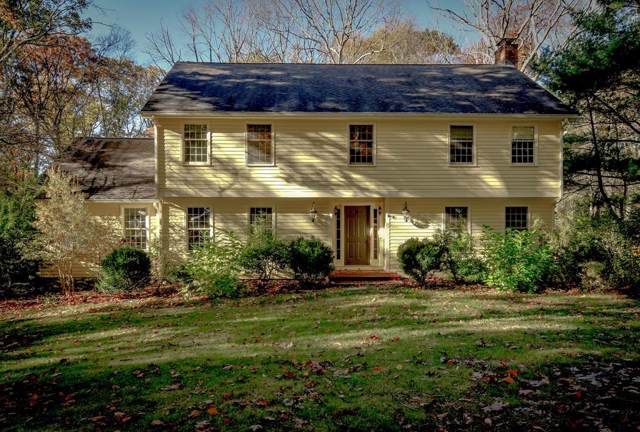 60 Bogastow Brook Rd., Sherborn, MA 01770 (MLS #72591686) :: Anytime Realty