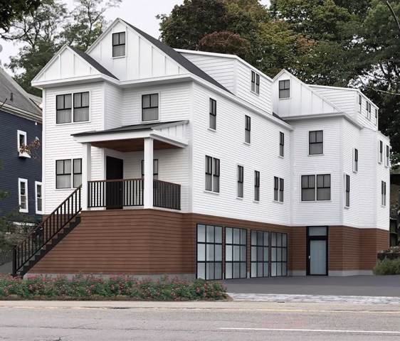 705 Hammond St A, Brookline, MA 02467 (MLS #72591691) :: Anytime Realty