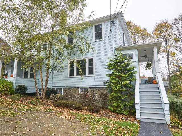15 Florence Ave #15, Arlington, MA 02476 (MLS #72591724) :: DNA Realty Group