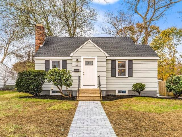 14 Willow St, Wakefield, MA 01880 (MLS #72591744) :: The Muncey Group