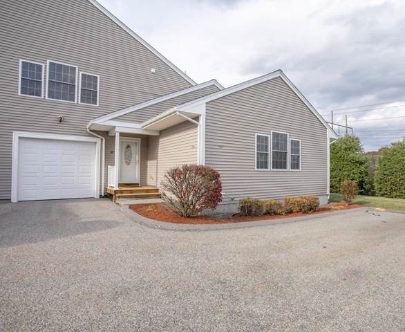 47 Terry Lane #47, Plainville, MA 02762 (MLS #72591777) :: Spectrum Real Estate Consultants