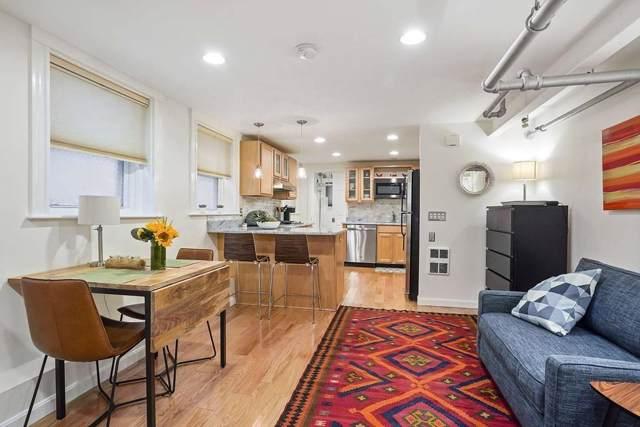 44 Kilsyth Rd B, Brookline, MA 02445 (MLS #72591815) :: Vanguard Realty