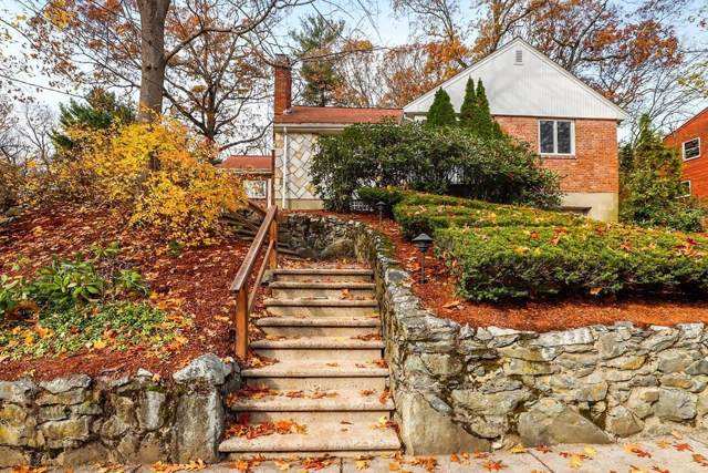 45 Wiswall Rd, Newton, MA 02459 (MLS #72591827) :: The Gillach Group