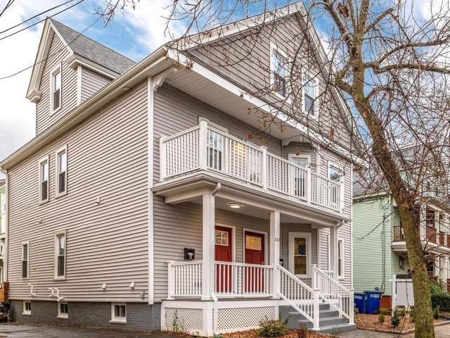 233 Willow Avenue #2, Somerville, MA 02144 (MLS #72591846) :: Kinlin Grover Real Estate