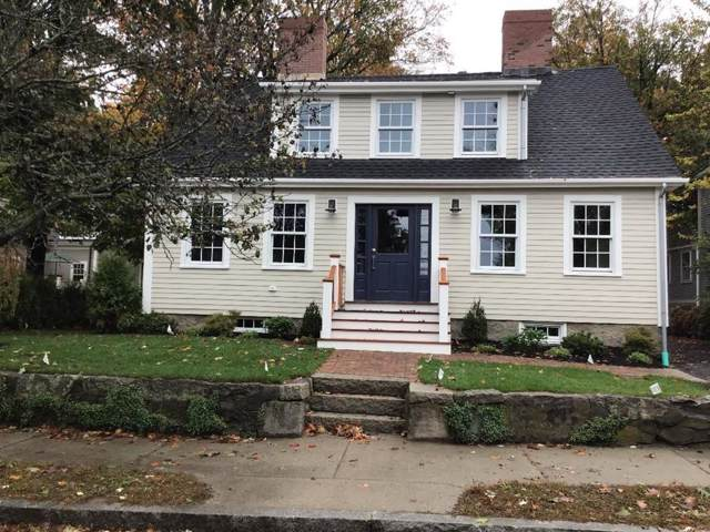 75 High St. #2, Newton, MA 02464 (MLS #72591875) :: Trust Realty One