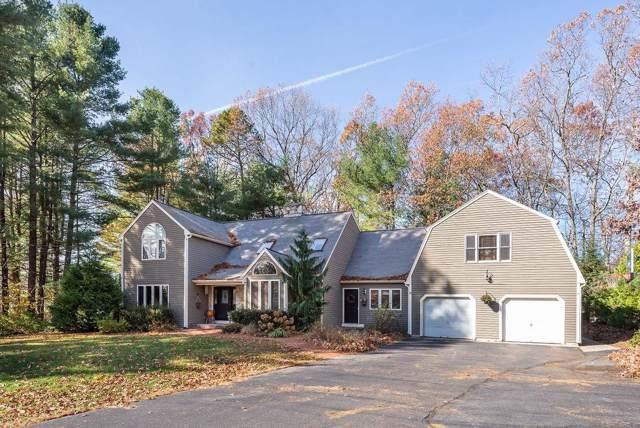 40 Maple Street, Plainville, MA 02762 (MLS #72592024) :: Westcott Properties