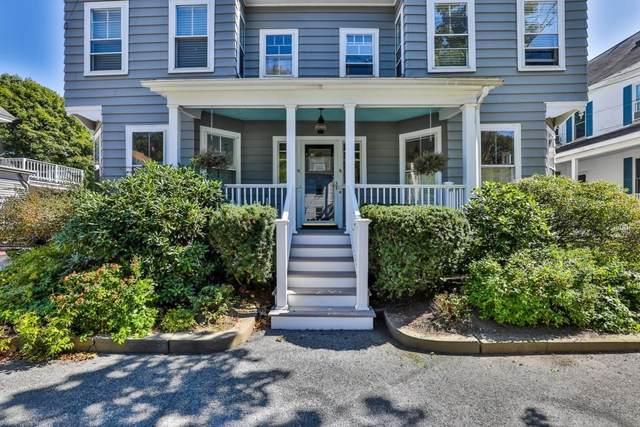79 Bromfield St #79, Newburyport, MA 01950 (MLS #72592030) :: Kinlin Grover Real Estate