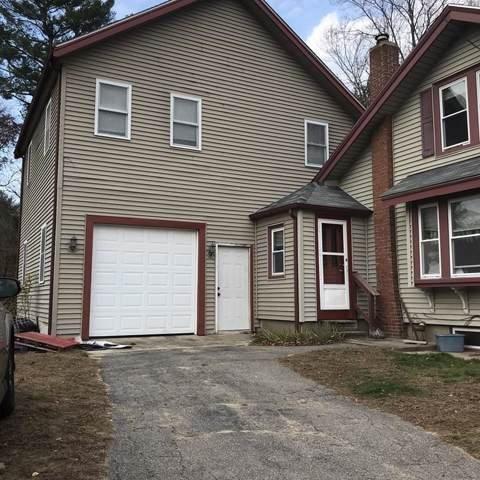 660 North Main Street, West Bridgewater, MA 02379 (MLS #72592056) :: The Gillach Group
