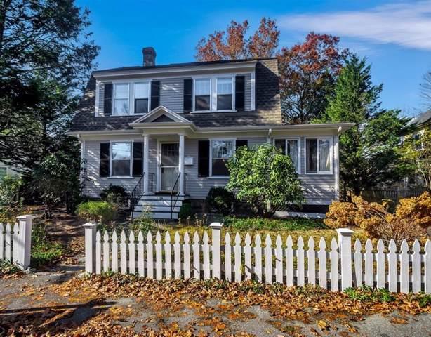 36 Laurel Street, Concord, MA 01742 (MLS #72592177) :: Primary National Residential Brokerage