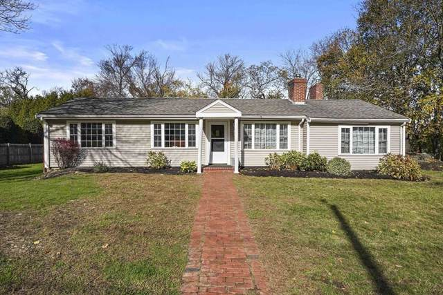 1 Bulow Rd, Hingham, MA 02043 (MLS #72592198) :: The Gillach Group