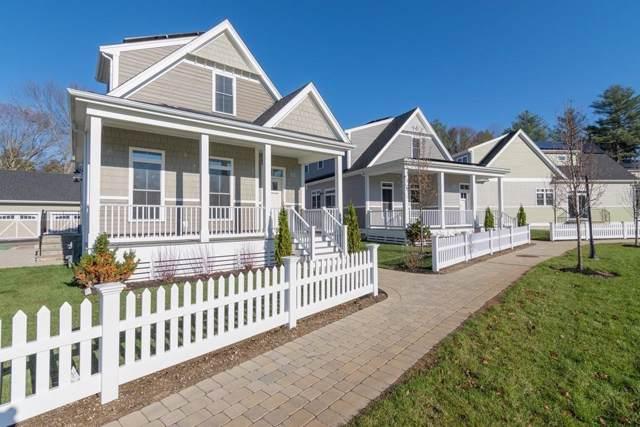45 Boyde's Crossing #28, Norfolk, MA 02056 (MLS #72592224) :: Westcott Properties