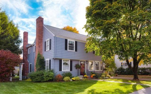 550 Webster St, Needham, MA 02494 (MLS #72592235) :: Trust Realty One
