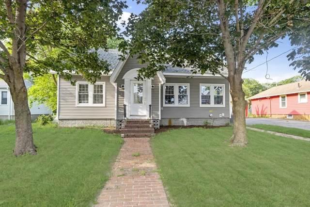 138 Chestnut Street, North Attleboro, MA 02760 (MLS #72592250) :: Compass