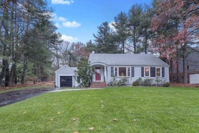 225 Woodland Rd, Westwood, MA 02090 (MLS #72592252) :: The Muncey Group
