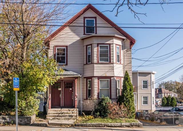 100 Prospect, Waltham, MA 02453 (MLS #72592255) :: The Muncey Group