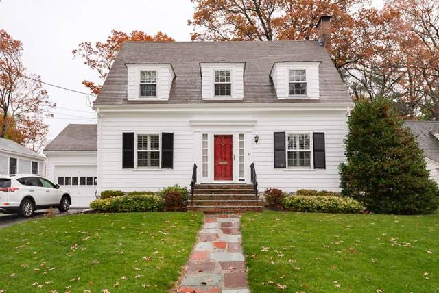 35 Talbot Rd, Braintree, MA 02184 (MLS #72592263) :: Primary National Residential Brokerage