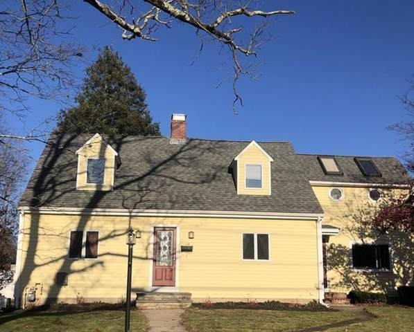118 Central, Foxboro, MA 02035 (MLS #72592317) :: Primary National Residential Brokerage