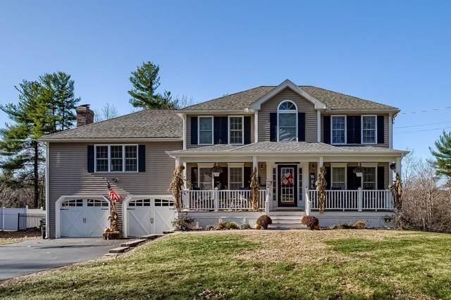 291 Wachusett St., Holden, MA 01520 (MLS #72592344) :: The Duffy Home Selling Team