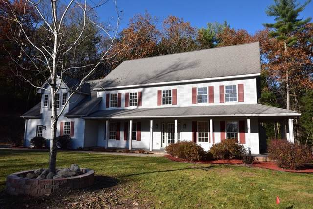 180 E Leverett Rd, Amherst, MA 01002 (MLS #72592362) :: NRG Real Estate Services, Inc.
