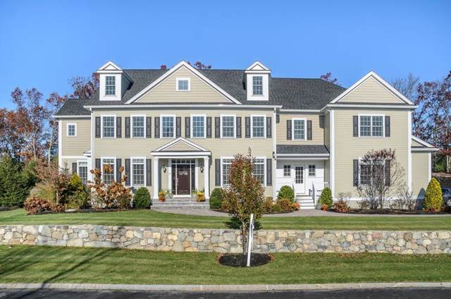 31 Quarry Rd, Medfield, MA 02052 (MLS #72592376) :: Trust Realty One