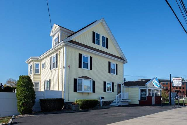 496 Cabot St, Beverly, MA 01915 (MLS #72592401) :: Kinlin Grover Real Estate